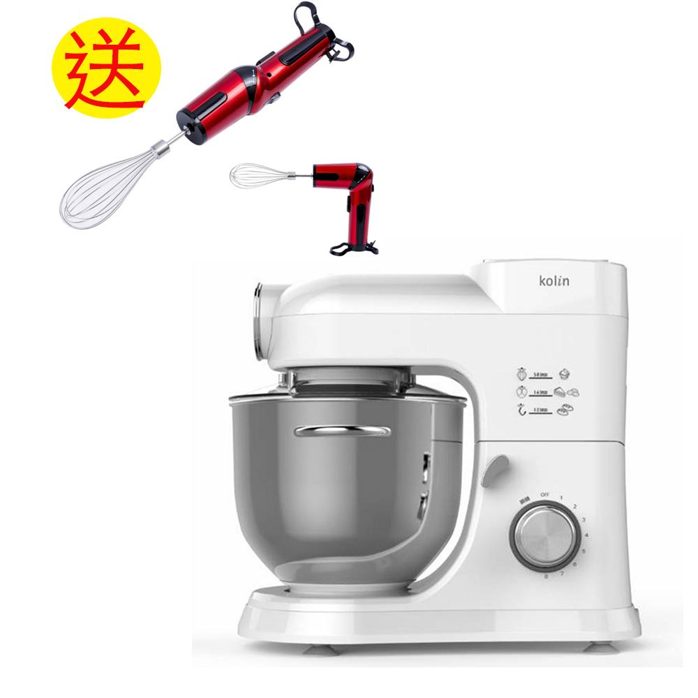歌林烘焙專用攪拌器 KJE-KYR522(附磅秤)
