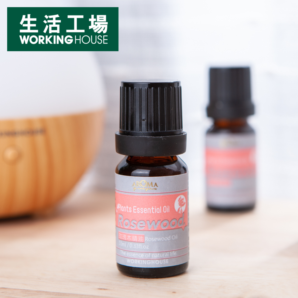 【生活工場】Plants玫瑰木精油10ml product image 1