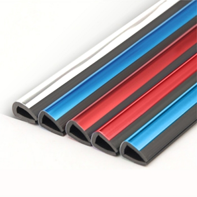 【FJ】汽車出風口DIY裝飾條3組入(3色各1組)