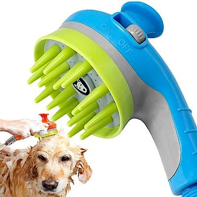 DYY》寵物淋浴花灑噴頭狗狗貓咪洗澡刷蓮蓬頭(不含連接管)