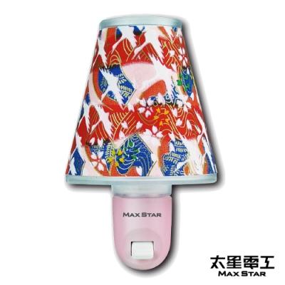 太星電工 御守LED幸福夜燈(3入)  ZC722*3