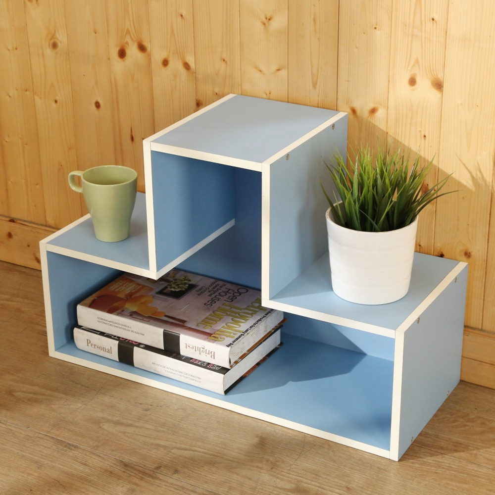 BuyJM魔術方塊防潑水T型收納櫃/置物櫃-DIY