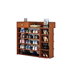 【Incare】百搭多格大容量收納鞋櫃(6層/3色可選)