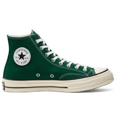 CONVERSE CHUCK 70 HI 高筒休閒鞋 男女 綠-168508C