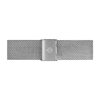 PAUL HEWITT 銀色不鏽鋼米蘭帶款 20mm 錶帶 (196mm男款)