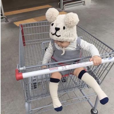 Baby童衣 可愛加厚小熊造型寶寶帽子 88560