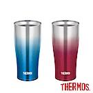 THERMOS膳魔師不鏽鋼真空冰沁杯0.42L(JDE-420C)
