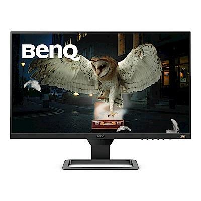 BenQ EW2480 24型 影音娛樂護眼螢幕 HDR