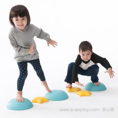Weplay身體潛能開發系列【平衡運動】星空島 ATG-KP4003
