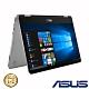 ASUS TP401MA 14吋筆電 (N4020/4G/128G SSD/觸控翻轉/VivoBook Flip/星空灰) product thumbnail 1