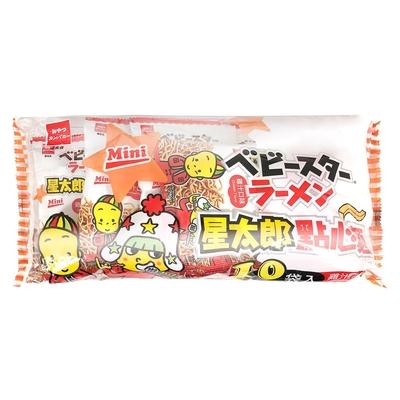 OYATSU優雅食 星太郎點心麵-雞汁原味分享包(29gx10入)