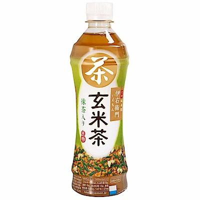 SUNTORY 伊右衛門玄米茶飲料(500ml)