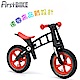 FirstBIKE德國高品質設計 LIMITED限定版兒童滑步車/學步車-黑金鋼橘紅 product thumbnail 2
