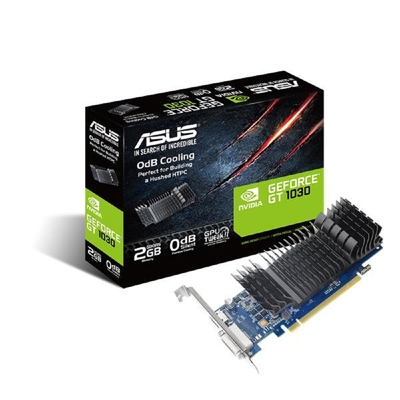 ASUS華碩 GeForce GT 1030 2GB GDDR5 短版顯示卡