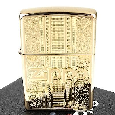 ZIPPO 美系 Pattern Design 花紋圖案雕刻打火機