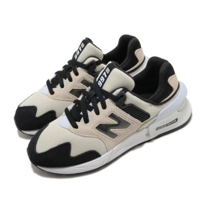New Balance 休閒鞋 WS997JKW B 運動 女鞋 紐巴倫 經典款 舒適 簡約 穿搭 麂皮 米白 黑 WS997JKWB