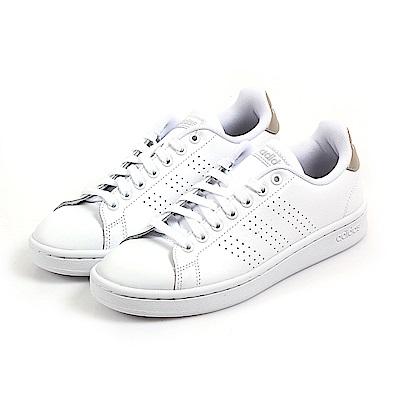 愛迪達 ADIDAS ADVANTAGE 休閒鞋-女 F36226