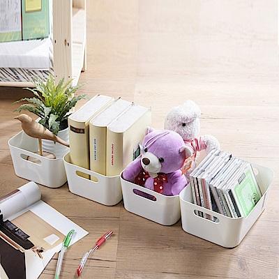 創意達人小型凱莉整理多用途收納盒6入