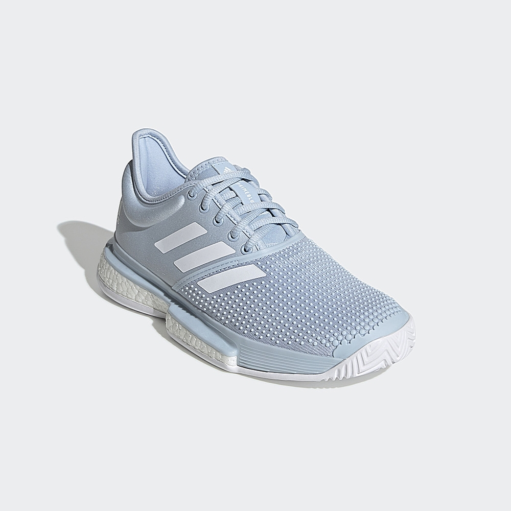 adidas SOLECOURT PARLEY 網球鞋 女 EG7694
