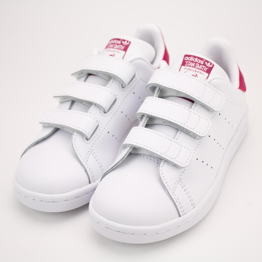 ADIDAS 中大童休閒鞋 -B32706