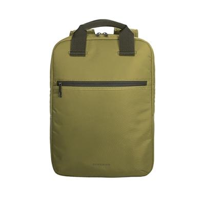TUCANO LUX 輕量型跳色休閒後背包14吋-綠