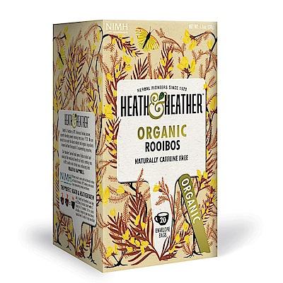 Heath & Heather 有機南非國寶茶(20入/盒)