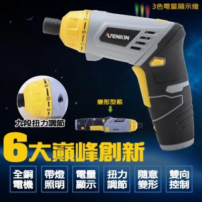【VENKIN】3.6V充電起子機 CSDV101