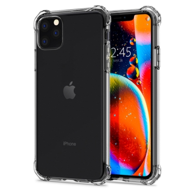 SGP iPhone 11 Pro Max Rugged Crystal 軍規防摔保護殼
