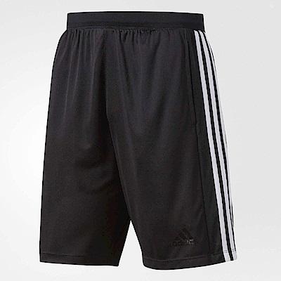 adidas 短褲 D2M 3S Short 男款 @ Y!購物