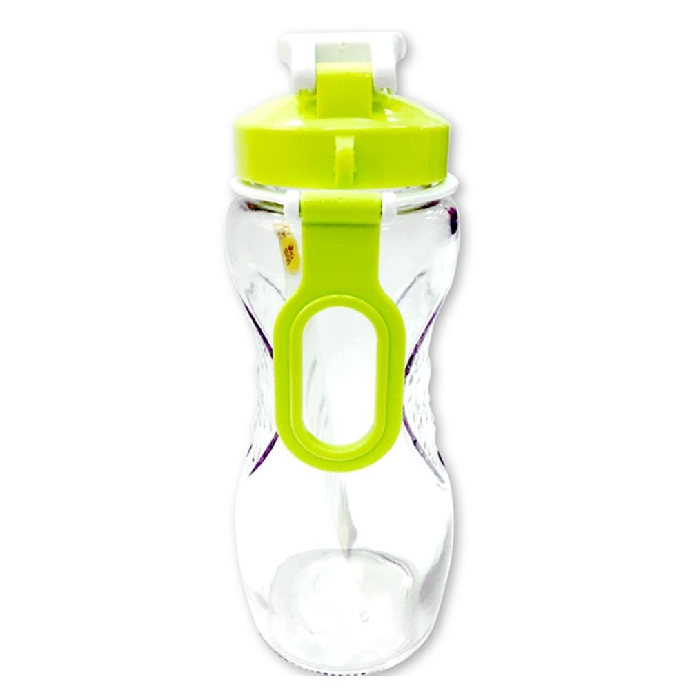 金德恩 環保流線玻璃瓶500ml