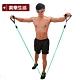 兩條健身拉力繩.韻律有氧瑜珈健身體能肌肉訓練乳膠拉力彈力繩 product thumbnail 1