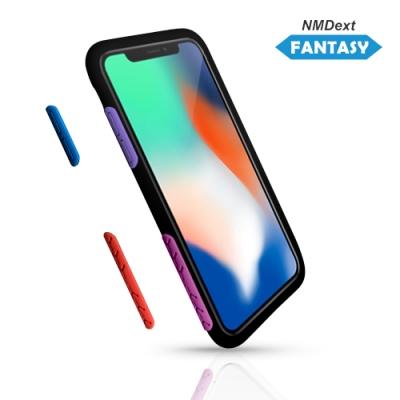 Fantasy 芬蒂思 iPhone X/Xs NMDext奇幻防摔殼4色