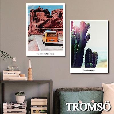 TROMSO 時尚無框畫-陽光旅程