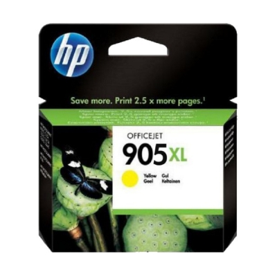HP T6M13AA 原廠黃色高容量墨水匣 NO:905XL