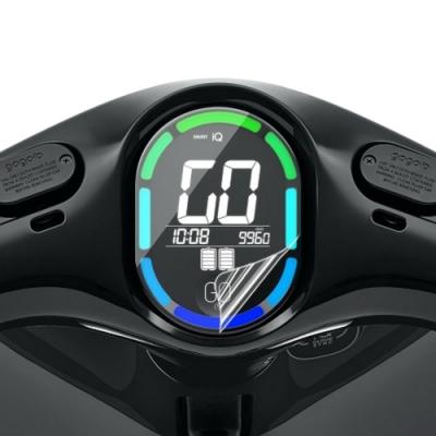 o-one GO螢膜 gogoro2 儀表板滿版保護貼 超跑包膜頂級原料犀牛皮