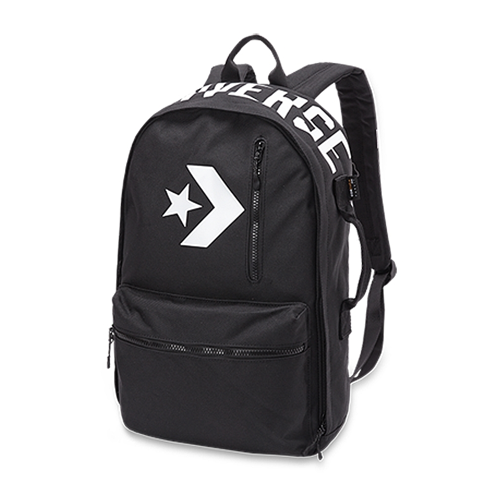 CONVERSE STREET 22L  後背包 黑10005969-A01 product image 1