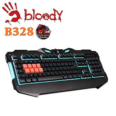 【A4 Bloody血手幽靈】八光軸電競鍵盤-B328