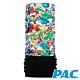 【PAC德國】雙層PRIMALOFT快乾保暖頭巾PAC8953310抽象派 product thumbnail 1