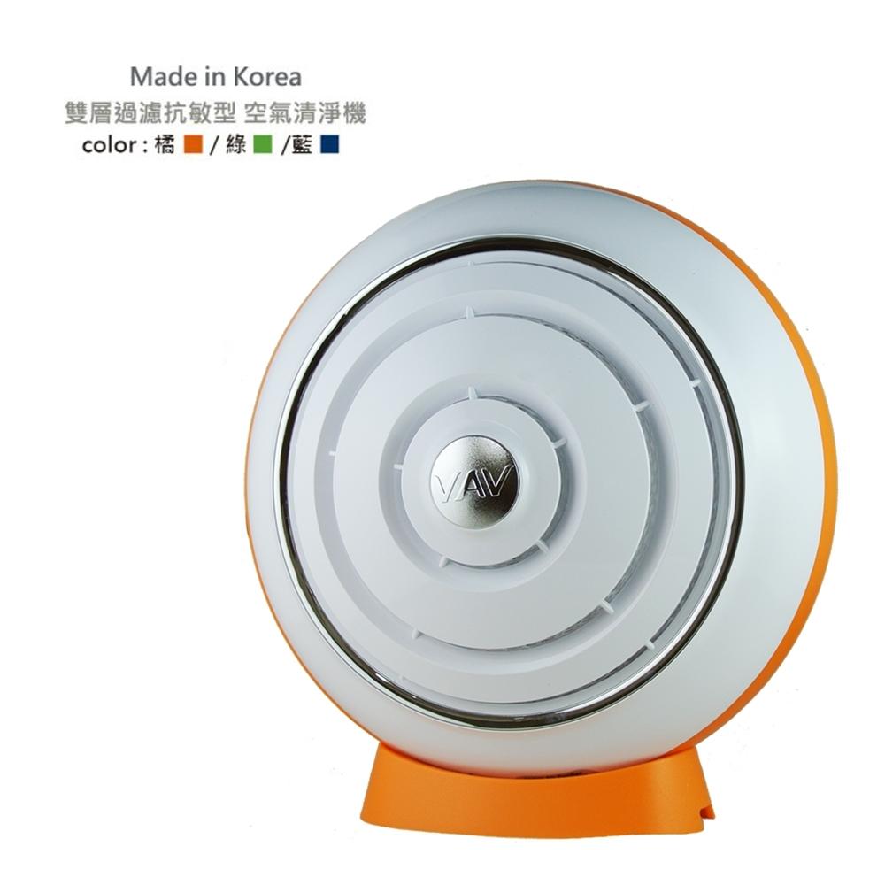 【韓國AIRTEC】雙層奈米濾網居家車用空氣清淨機