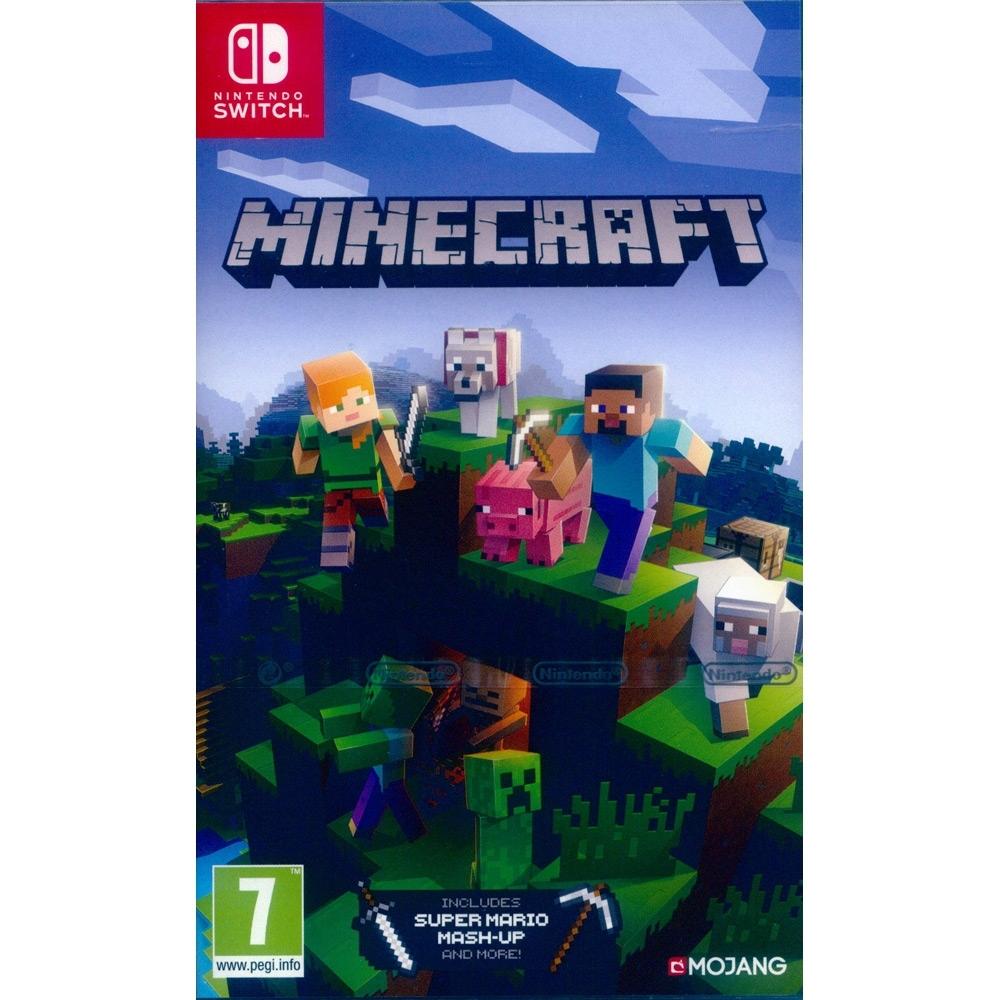 我的世界 Minecraft - NS Switch 中英日文歐版
