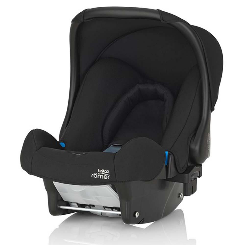 Britax Baby safe 標準版提籃型汽座(BX23606)-黑色
