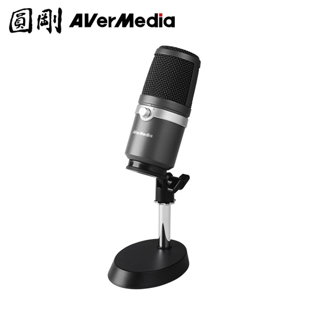圓剛 AM310 黑鳩 高音質USB麥克風 直播.演唱專用(快速到貨)