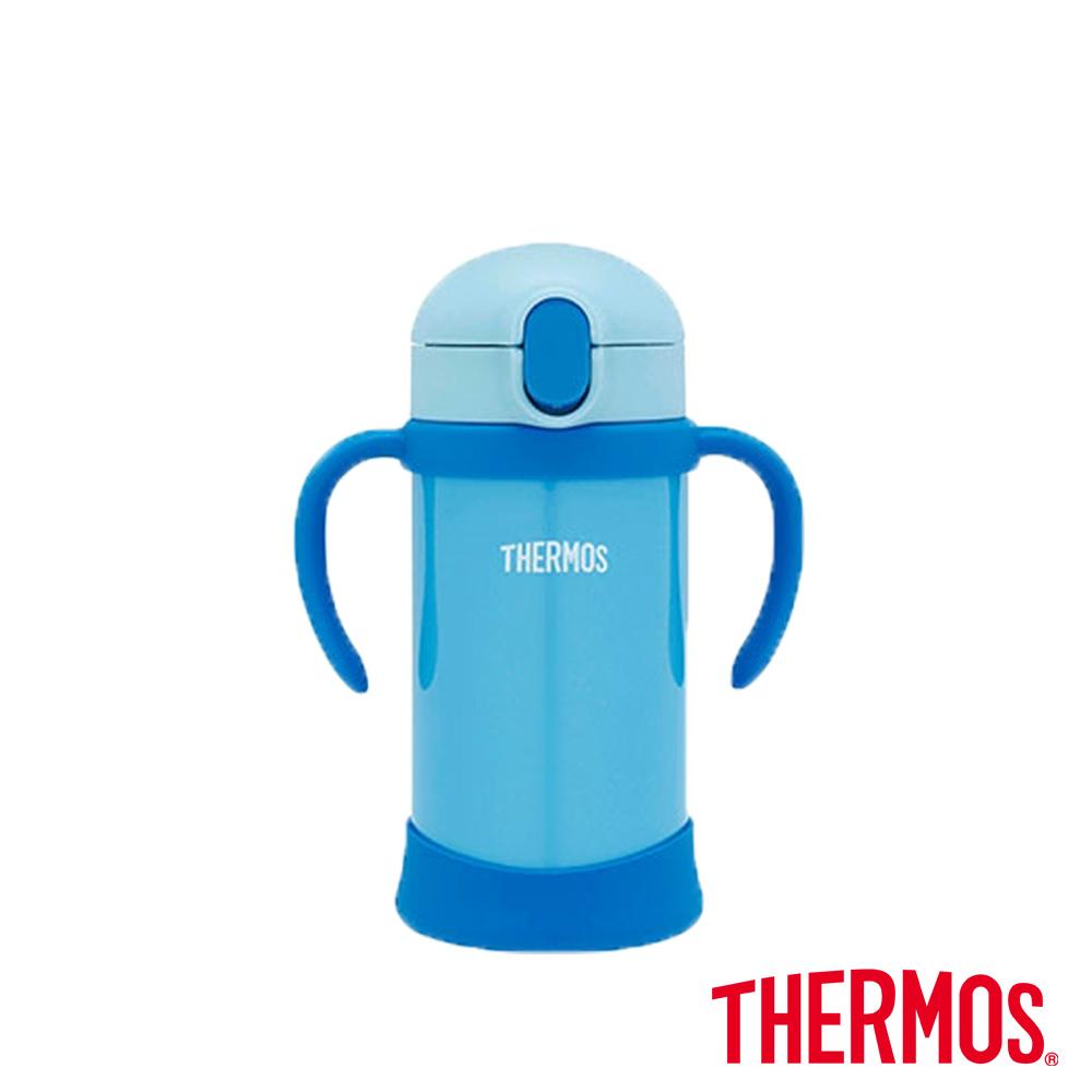 THERMOS膳魔師不鏽鋼兒童學習杯0.35L(FHV-350)
