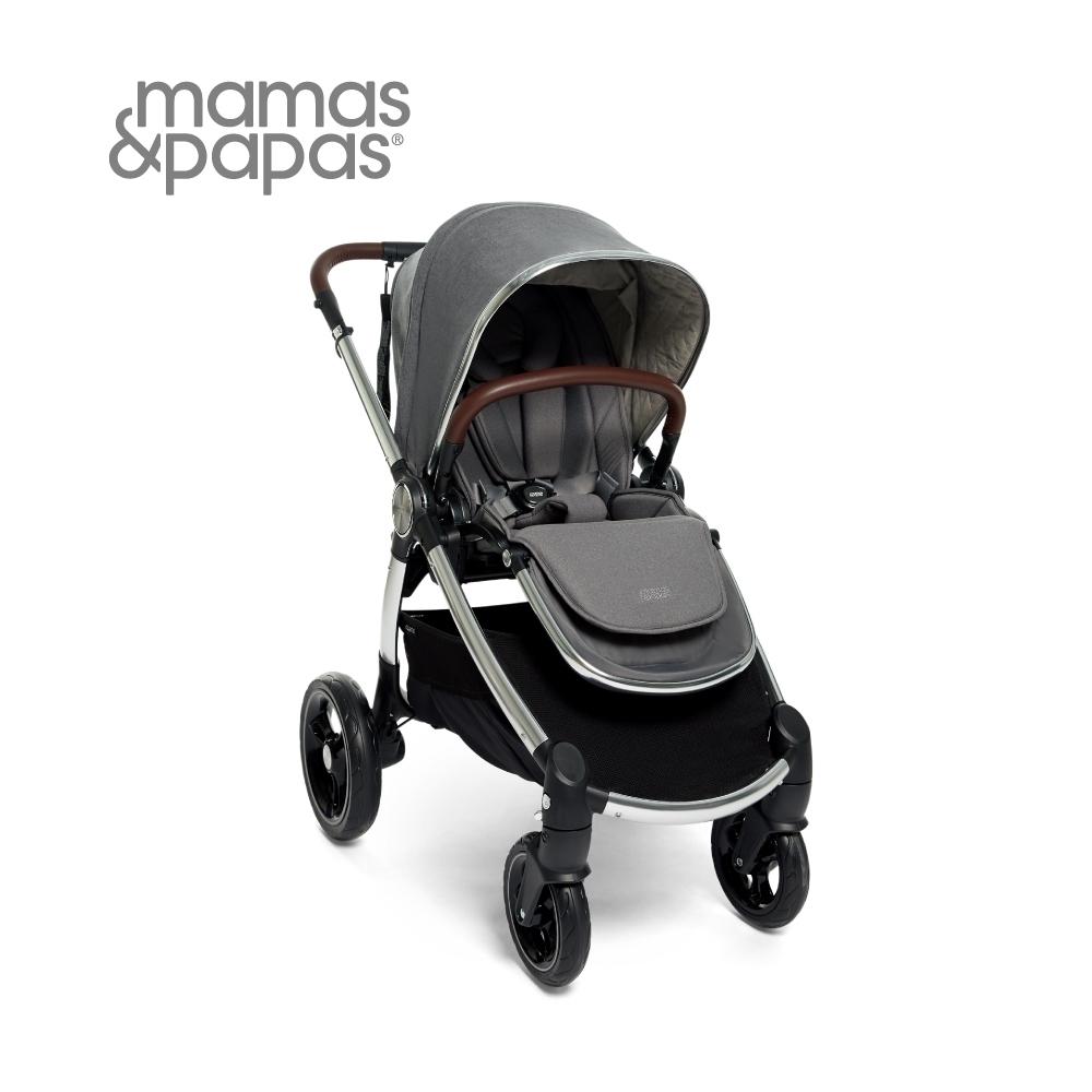 Mamas&Papas Ocarro 雙向手推車-迷霧灰