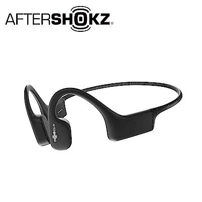 AFTERSHOKZ XTRAINERZ AS700骨傳導MP3運動耳機(曜石黑)