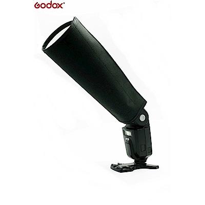 神牛Godox機頂閃光燈反光罩/束光罩切換款SN3030大(約31x26cm;通用型魔鬼粘束口適多款品牌外閃燈)台灣開年公司貨