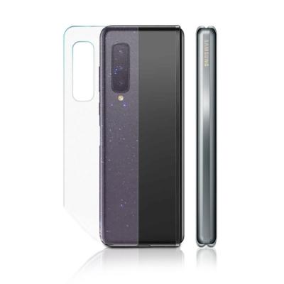 o-one大螢膜PRO 三星SAMSUNG Galaxy Fold 滿版全膠手機背面保護貼-鑽石款
