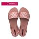 Ipanema  GO TREND菱格紋一字涼鞋-粉 product thumbnail 1