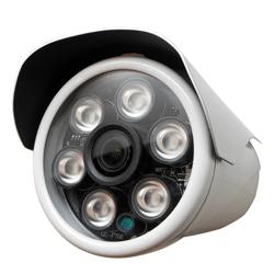 奇巧 四合一 AHD 1080P SONY 200萬6陣列燈監視器攝影機