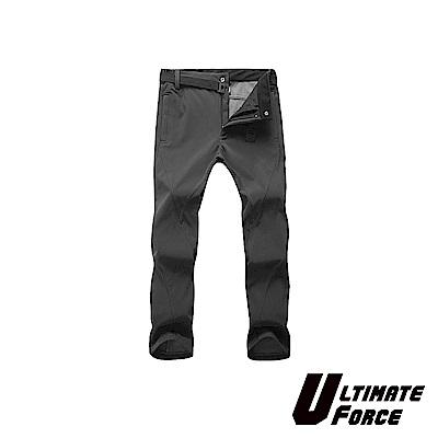 Ultimate Force「衝鋒」男款軟殼保暖工作褲(灰色)